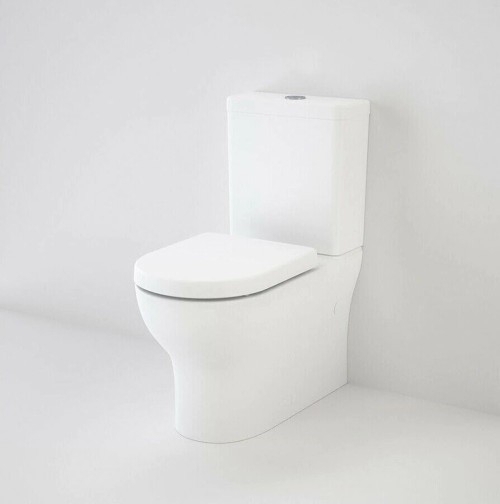 Dorado Wall Faced Close Coupled Toilet Suite [136692]