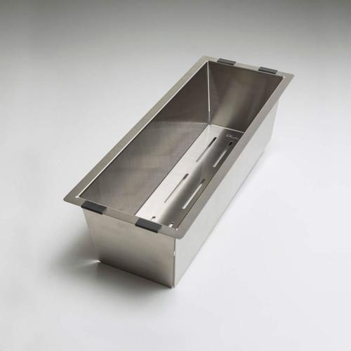 Oliveri Stainless Steel Deep Colander [137827]
