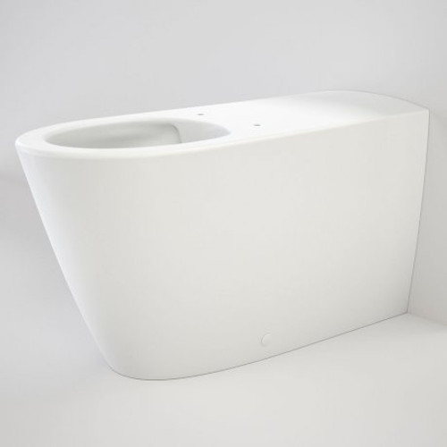 Care 800 Cleanflush Wall Faced Bi Pan [137889]