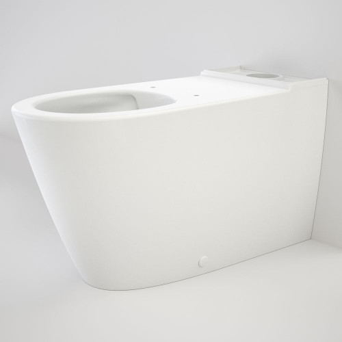 Care 800 Cleanflush Wall Faced Close Coupled Pan [137890]