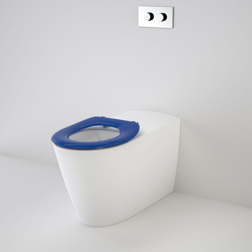 Care 800 Cleanflush® Wall Faced Invisi Series II® Toilet Suite - Caravelle Care Sf Sb [137897]