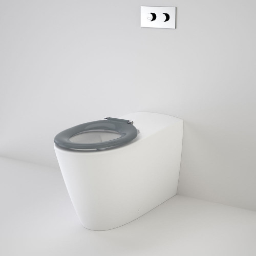 Care 800 Cleanflush® Wall Faced Invisi Series II® Toilet Suite - Pedigree II Care Sf Ag [137907]