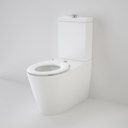 Care 800 Cleanflush® Wall Faced Toilet Suite - Caravelle Care Sf Sb [137917]