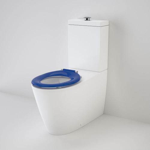 Care 800 Cleanflush® Wall Faced Toilet Suite - Pedigree II Care Sf Sb [137921]