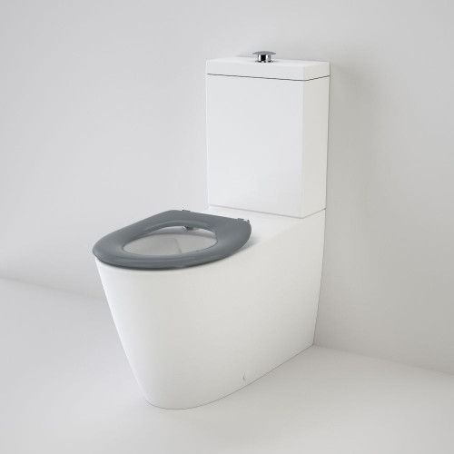 Care 800 Cleanflush® Wall Faced Toilet Suite - Caravelle Care Sf Ag [137923]
