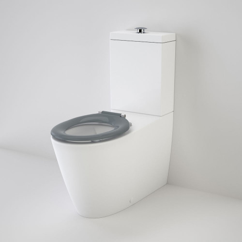 Care 800 Cleanflush® Wall Faced Toilet Suite - Pedigree II Care Sf Ag [137927]
