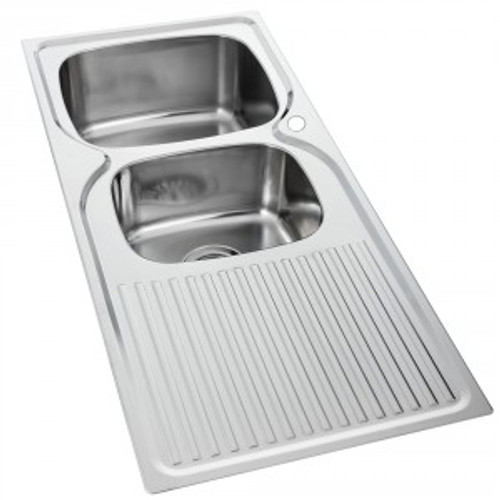 Essential 1 & 3/4 Bowl Sink-1TH [139369]