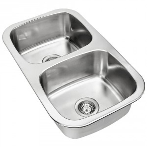 Essential Double Undermount Sink-NTH [139365]