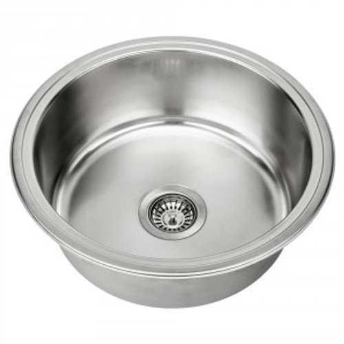 Essential Round Bowl Sink-NTH [139366]