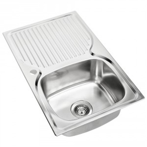Essential Single Bowl Sink-1TH [139367]