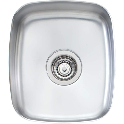 Endeavour Single Bowl Undermount Sink-NTH [150582]