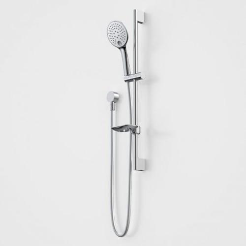 Pin Multifunction Rail Shower White [151576]