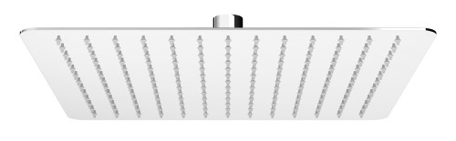Vivid Slimline Shower Rose  Slimline Square [151874]