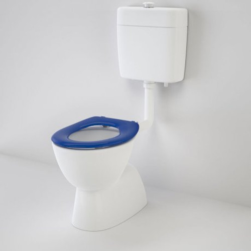 Care 200 V2 Connector (S Trap) Suite With Caravelle Care Single Flap Seat - Sorrento Blue [151929]