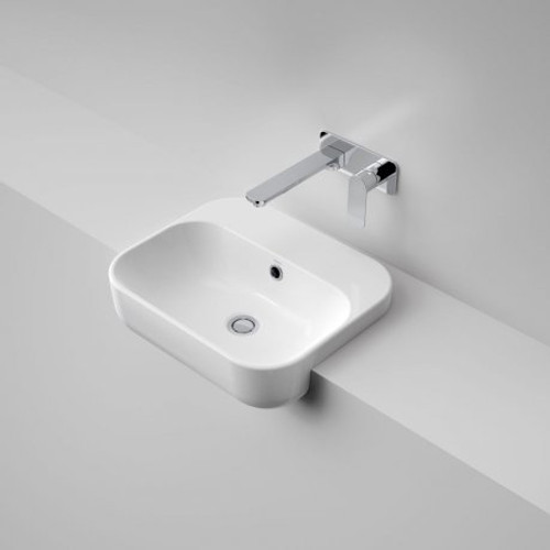 Luna Semi Recessed Basin 0TH [153102]
