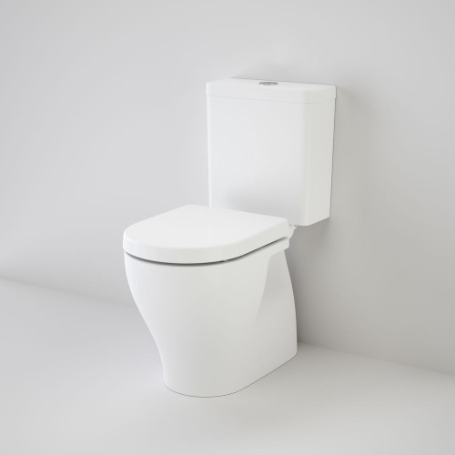 Luna Cleanflush® Close Coupled Toilet Suite - P Trap, Bi [156199]