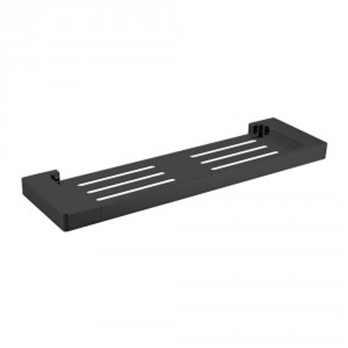 Edge II Metal Shelf Black [156593]
