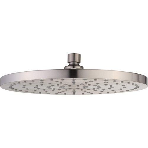 Rome Brushed Nickel Shower Rose [158928]