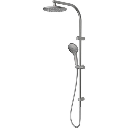 Rome Brushed Nickel Dual Shower Set [159735]