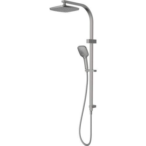 Monaco Brushed Nickel Dual Shower Set [159736]