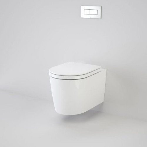 Liano Cleanflush® Wall Hung Invisi Series II® Toilet Suite Id Ic Iw [166483]