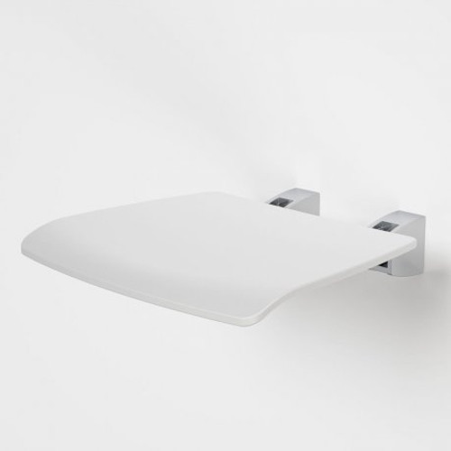 Opal Support Shower Seat Folding White [180540]