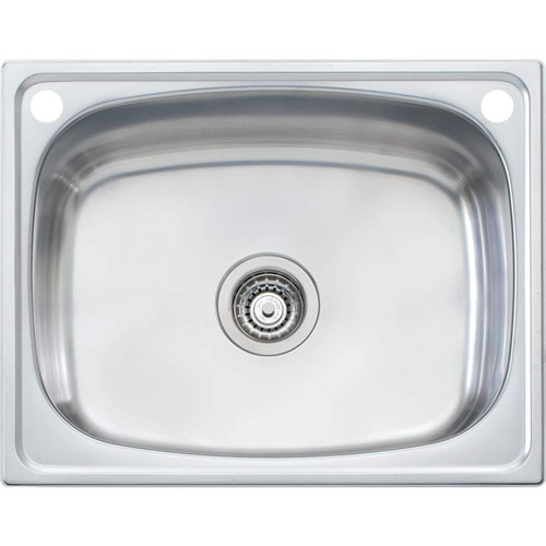 45L Laundry Tub With Rinse Bypass Kit-2TH [068583]