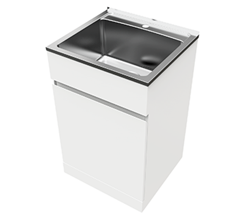 Nugleam 45L Soft Close Laundry Unit-1TH [165952]