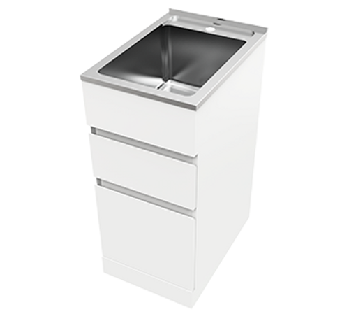 Nugleam 35L Drawer System Laundry Unit-1TH [166499]