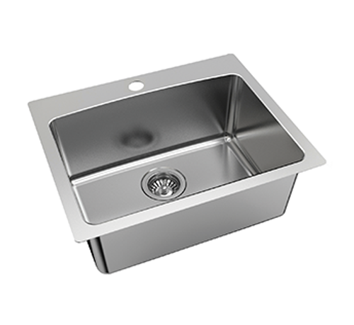 Nugleam 35L Utility Sink-1TH [166502]