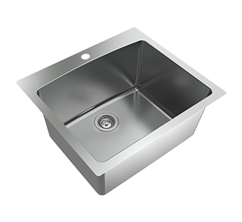 Nugleam 70L Utility Sink-1TH [166504]
