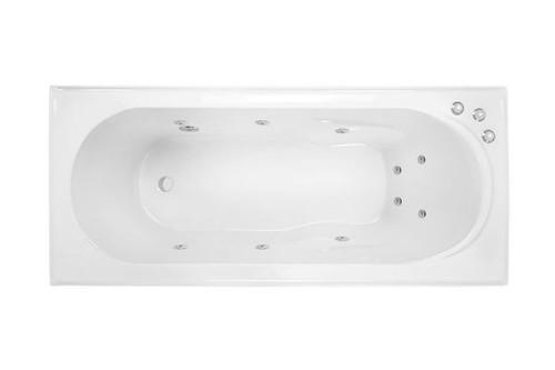 Adatto 1650 Santai 10-Jet Spa Bath [109454]