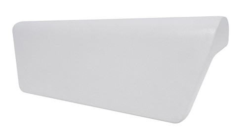 Fiore Headrest White (Straight) [115567]
