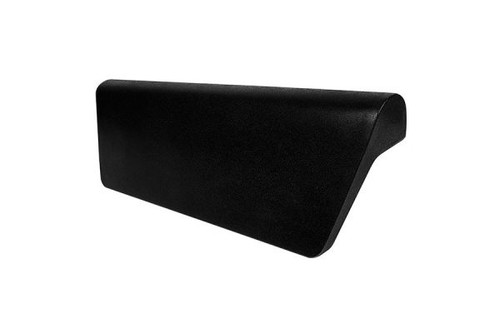 Fiore Headrest Black (Straight) [115568]
