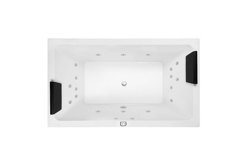 Lago 1795 Contour 18-Jet Spa Bath [122325]
