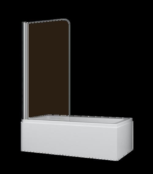 Cascade Pivot Panel Bath Shower Screen [122330]