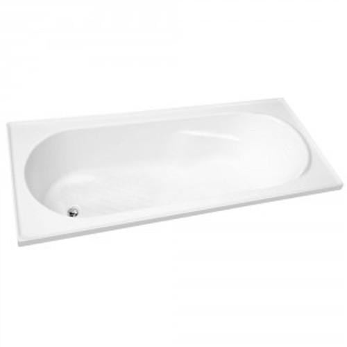 Recline II Rectangle Bath 1650mm [134172]