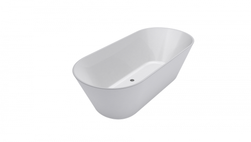 Elinea 1500 Freestanding Bath (White) [150218]