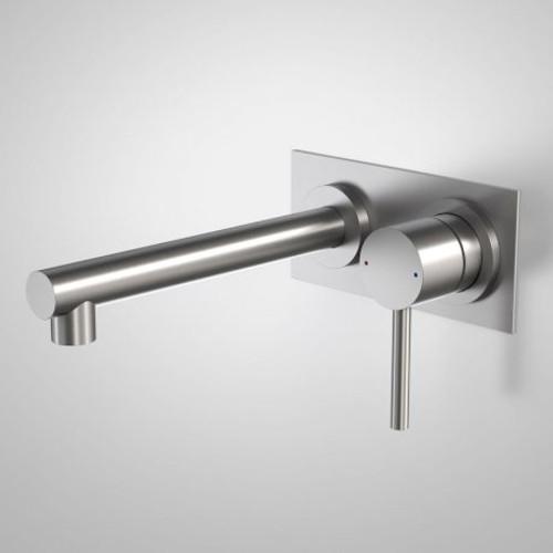 Titan Stainless Steel Wall Basin Mixer [132865]