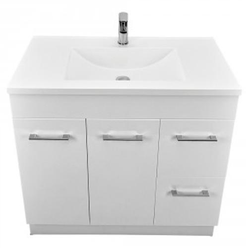 Tannah 900mm Vanity 2 Door 2 Draw [136010]