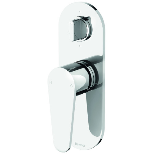 Alor Bath Or Shower Mixer With Diverter [133224]