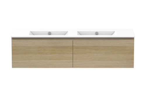 Glacier 1500 Ceramic All-Drawer With Double Bowl [156800]