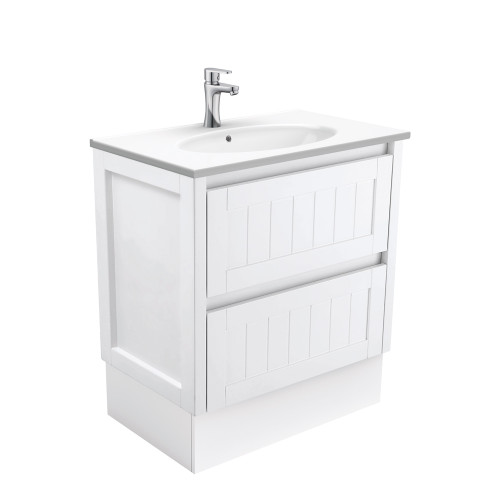 Rotondo Hampton 750 Vanity on Kickboard [165424]