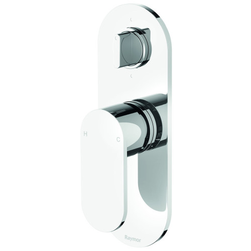Lavas Bath Or Shower Mixer With Diverter [133234]