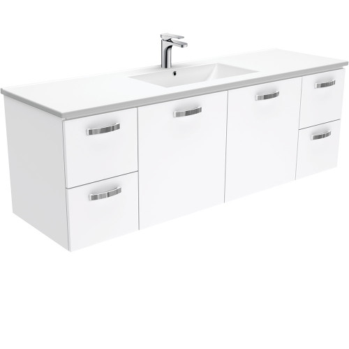 Dolce UniCab™ 1500 Single Bowl Wall-Hung Vanity [165277]