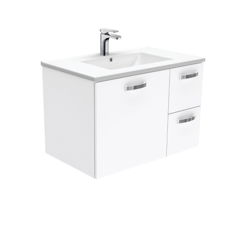 Dolce UniCab™ 750 Wall-Hung Vanity - Left Drawers [165262]