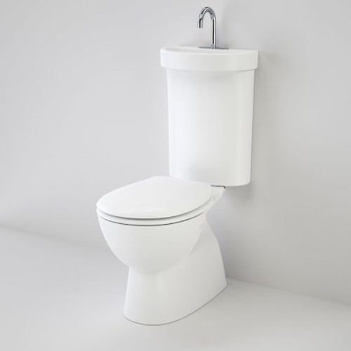 Profile 5 Toilet Suite Deluxe With Integrated Hand Basin [105710]