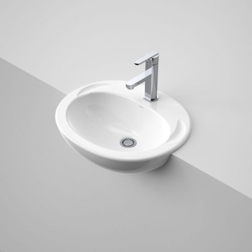 Concorde 500 Semi Recessed Basin - 3Th [057529]