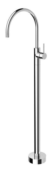 Vivid Slimline Floor Mounted Bath Mixer [133115]