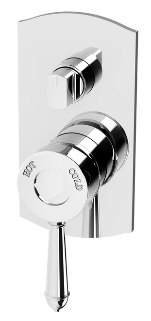 Nostalgia Shower / Bath Diverter Mixer [136357]